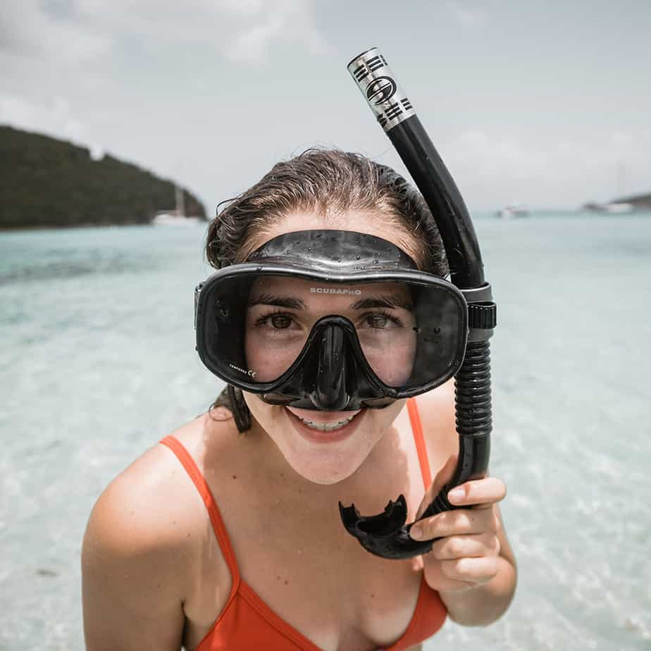 best anti fog for snorkel mask