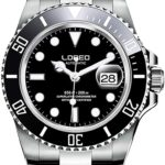 loreo submariner automatic dive watch review